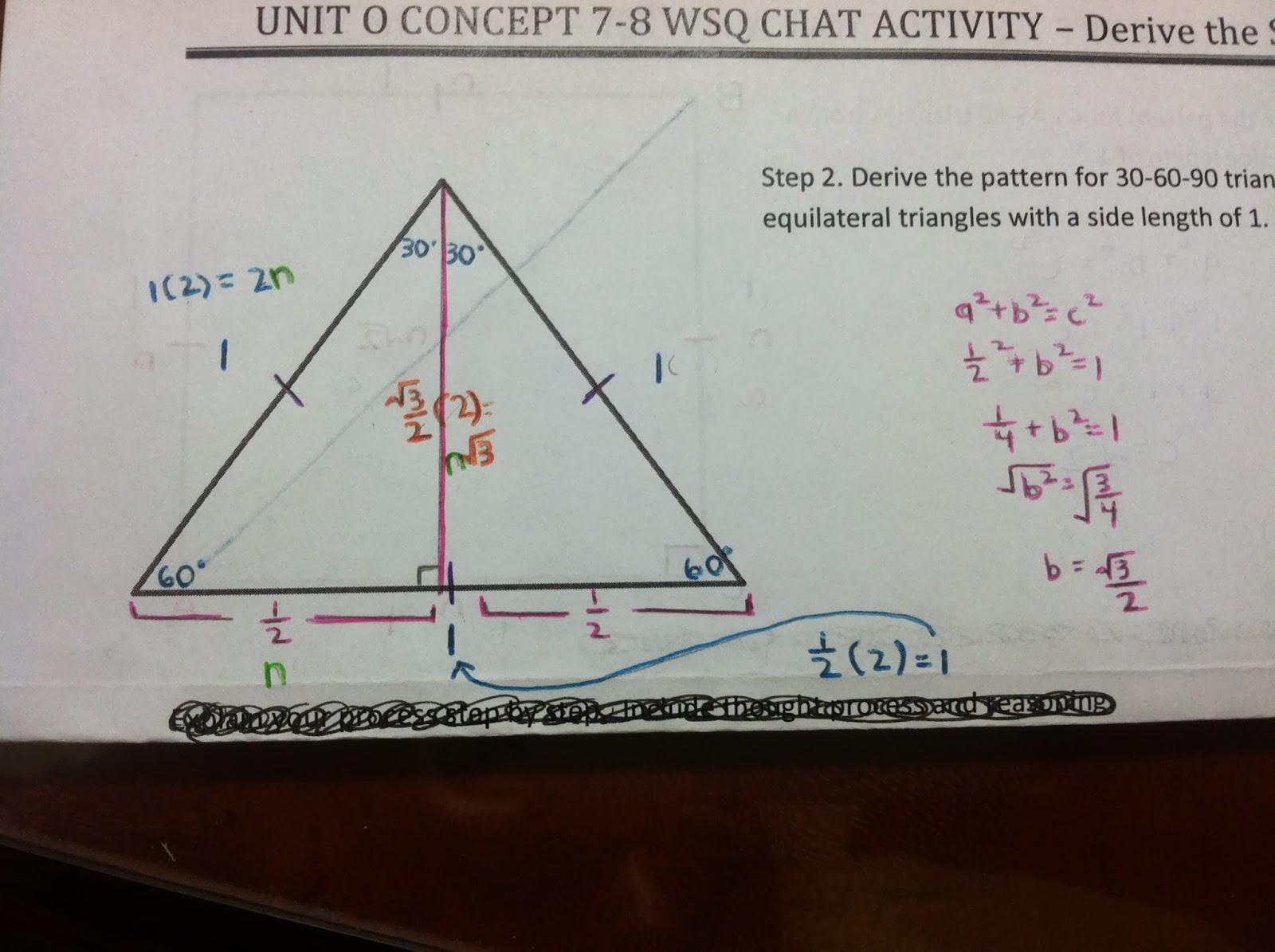 The Secret Math Place I D 2 Unit O Concept 7 8